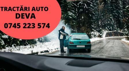 Tractari auto Deva